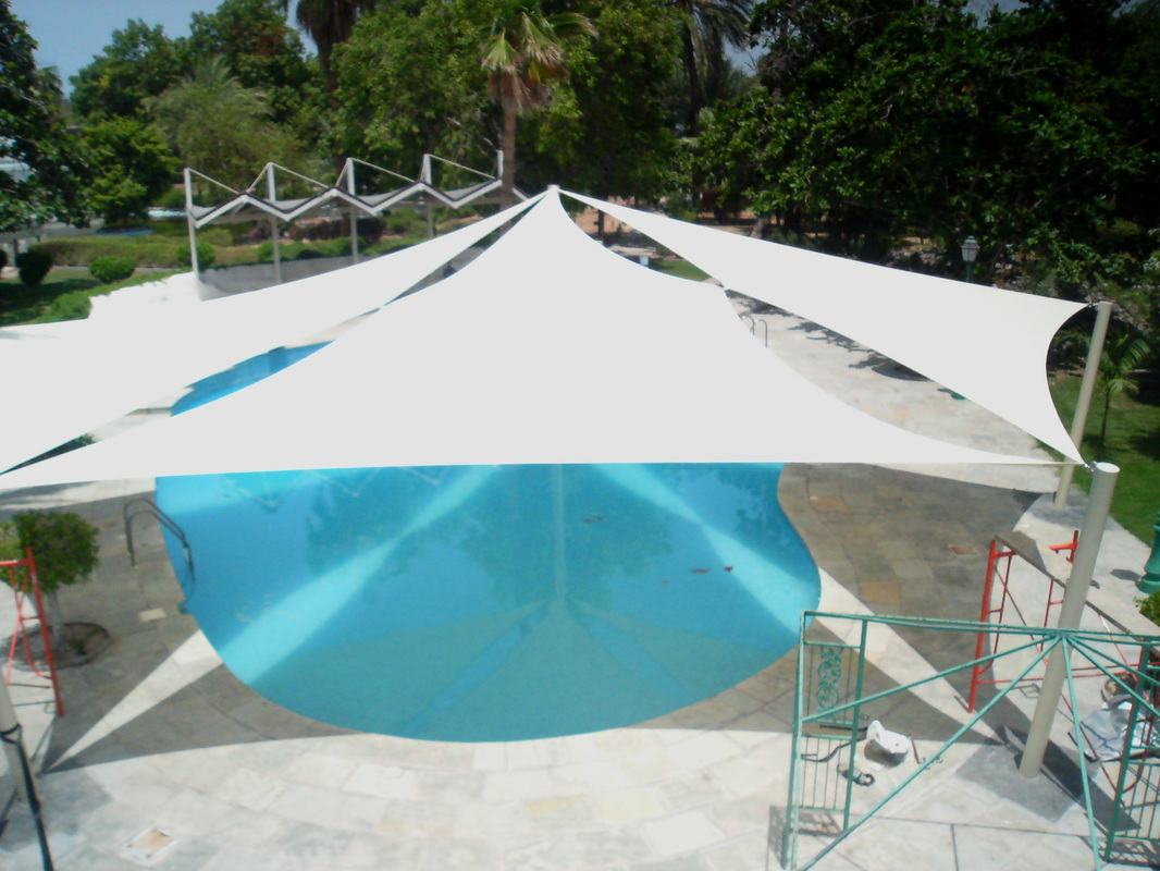 Swimming Pool Shade UAE - SWIMMING POOL SHADE UAE